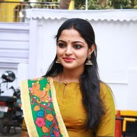 Actress Nikhila Vimal Looking Beautiful at Panjumittai Movie Audio Launch Stills | Picture 1473052