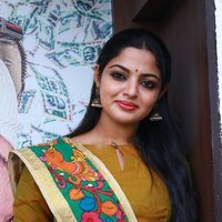 Actress Nikhila Vimal Looking Beautiful at Panjumittai Movie Audio Launch Stills | Picture 1473072