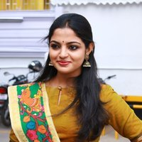 Actress Nikhila Vimal Looking Beautiful at Panjumittai Movie Audio Launch Stills | Picture 1473059