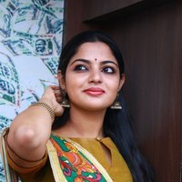 Actress Nikhila Vimal Looking Beautiful at Panjumittai Movie Audio Launch Stills | Picture 1473067