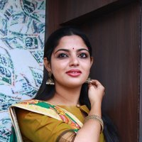 Actress Nikhila Vimal Looking Beautiful at Panjumittai Movie Audio Launch Stills | Picture 1473066