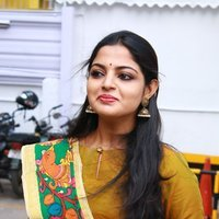 Actress Nikhila Vimal Looking Beautiful at Panjumittai Movie Audio Launch Stills | Picture 1473057