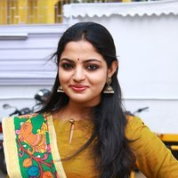 Actress Nikhila Vimal Looking Beautiful at Panjumittai Movie Audio Launch Stills | Picture 1473058