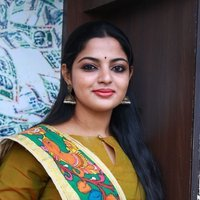 Actress Nikhila Vimal Looking Beautiful at Panjumittai Movie Audio Launch Stills | Picture 1473069