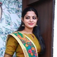 Actress Nikhila Vimal Looking Beautiful at Panjumittai Movie Audio Launch Stills | Picture 1473070