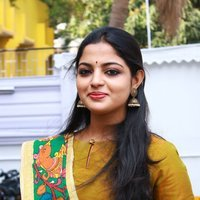 Actress Nikhila Vimal Looking Beautiful at Panjumittai Movie Audio Launch Stills | Picture 1473061