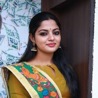 Actress Nikhila Vimal Looking Beautiful at Panjumittai Movie Audio Launch Stills | Picture 1473063