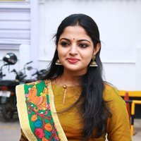 Actress Nikhila Vimal Looking Beautiful at Panjumittai Movie Audio Launch Stills | Picture 1473056