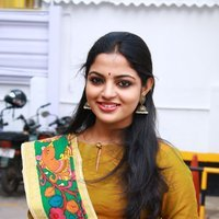 Actress Nikhila Vimal Looking Beautiful at Panjumittai Movie Audio Launch Stills | Picture 1473054