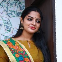 Actress Nikhila Vimal Looking Beautiful at Panjumittai Movie Audio Launch Stills | Picture 1473073