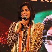 Sai Dhanshika - MGR Sivaji Academy Awards Function 2016 Photos