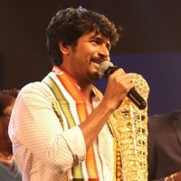 Sivakarthikeyan - MGR Sivaji Academy Awards Function 2016 Photos