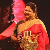 Kushboo Sundar - MGR Sivaji Academy Awards Function 2016 Photos