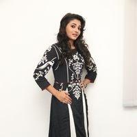 Mirnaa  Menon - Santhana Thevan Movie Press Meet Photos