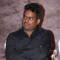 Yuvan Shankar Raja - Santhana Thevan Movie Press Meet Photos