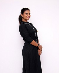 Aishwarya Rajesh at Gemini Ganeshanum Suruli Raajanum Team Interview | Picture 1516729