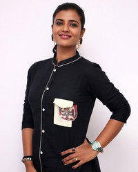 Aishwarya Rajesh at Gemini Ganeshanum Suruli Raajanum Team Interview | Picture 1516726
