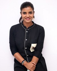 Aishwarya Rajesh at Gemini Ganeshanum Suruli Raajanum Team Interview | Picture 1516710