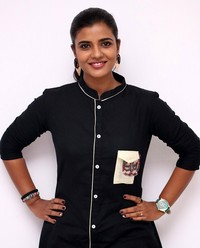 Aishwarya Rajesh at Gemini Ganeshanum Suruli Raajanum Team Interview | Picture 1516721