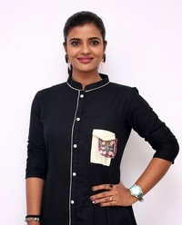 Aishwarya Rajesh at Gemini Ganeshanum Suruli Raajanum Team Interview | Picture 1516717