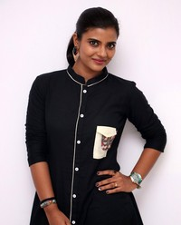 Aishwarya Rajesh at Gemini Ganeshanum Suruli Raajanum Team Interview | Picture 1516724