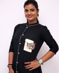 Aishwarya Rajesh at Gemini Ganeshanum Suruli Raajanum Team Interview | Picture 1516725