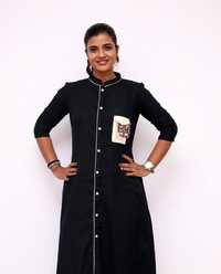 Aishwarya Rajesh at Gemini Ganeshanum Suruli Raajanum Team Interview | Picture 1516728