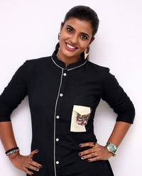 Aishwarya Rajesh at Gemini Ganeshanum Suruli Raajanum Team Interview | Picture 1516723