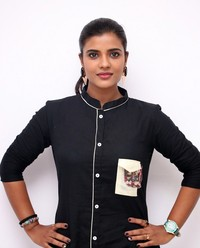 Aishwarya Rajesh at Gemini Ganeshanum Suruli Raajanum Team Interview | Picture 1516707