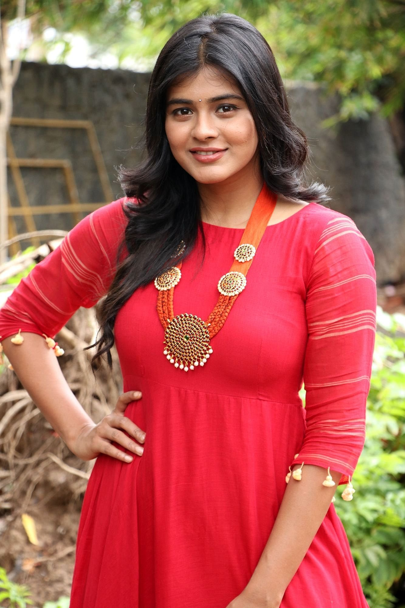 Hebah Patel at Vinnaithandi Vantha Angel Audio Launch