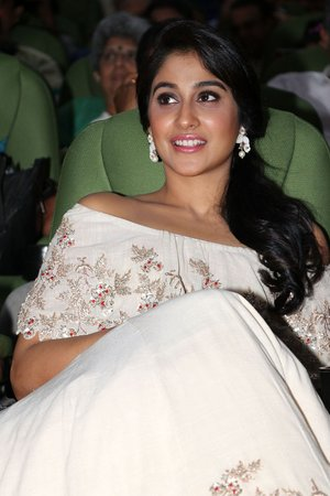 Regina Cassandra @ Gemini Ganeshanum Suruli Raajanum Movie Audio Launch