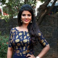 Aishwarya Rajesh Stills at Kattappava Kaanom Movie Press Meet | Picture 1479188