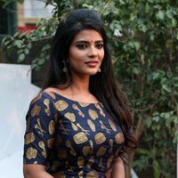 Aishwarya Rajesh Stills at Kattappava Kaanom Movie Press Meet | Picture 1479195