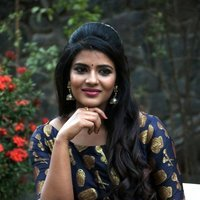 Aishwarya Rajesh Stills at Kattappava Kaanom Movie Press Meet | Picture 1479201