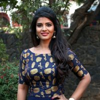 Aishwarya Rajesh Stills at Kattappava Kaanom Movie Press Meet | Picture 1479189