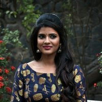 Aishwarya Rajesh Stills at Kattappava Kaanom Movie Press Meet | Picture 1479199