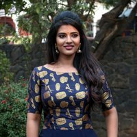 Aishwarya Rajesh Stills at Kattappava Kaanom Movie Press Meet | Picture 1479193