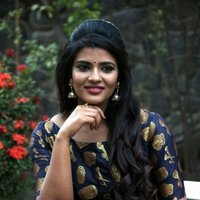 Aishwarya Rajesh Stills at Kattappava Kaanom Movie Press Meet | Picture 1479202