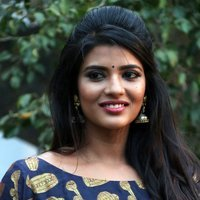 Aishwarya Rajesh Stills at Kattappava Kaanom Movie Press Meet | Picture 1479197