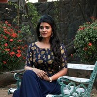Aishwarya Rajesh Stills at Kattappava Kaanom Movie Press Meet | Picture 1479198