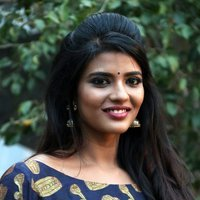 Aishwarya Rajesh Stills at Kattappava Kaanom Movie Press Meet | Picture 1479196