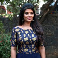 Aishwarya Rajesh Stills at Kattappava Kaanom Movie Press Meet | Picture 1479194
