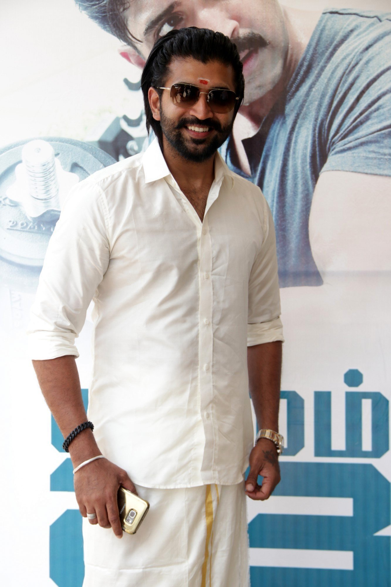 Arun Vijay @ Kuttram 23 Success Celebrations And Thanks Giving Meet Photos