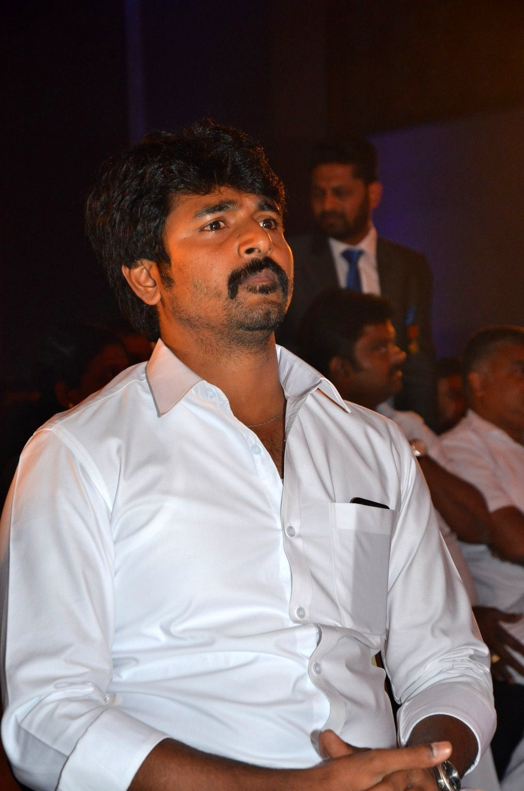Sivakarthikeyan @ Pride of Tamil Nadu Award 2017 Photos