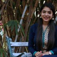 Actress Varsha Bollamma Photos at Ivan Yaar Endru Therigiratha Kamal Team Meet