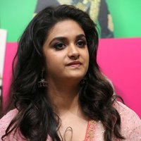 Actress Keerthi Suresh Launch Silicon Live Art Museum Photos