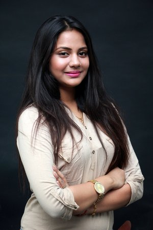 Actress Aishwarya Dutta Latest Photoshoot