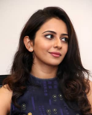 Rakul Preet Singh - Theeran Adhikaram Ondru Audio Launch Photos