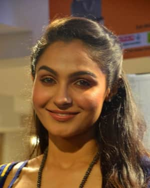 Andrea Jeremiah Launches 200th Max Fashion India Showroom Photos