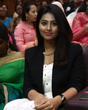 Sneha during Aatral Foundation Launch At Saveetha Medical College Photos